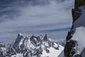 Mont blanc — Stock Photo
