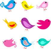 LOVE BIRDS — Stock Photo