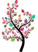 EASTER EGG TREE — Foto Stock