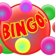 BINGO BALLS — Stock Photo #67404603