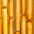 Thailand abstract cross bamboo in the temple kho phangan — Stock Photo #52967401