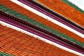 Thailand abstrakt cross farben asien und himmel — Stockfoto