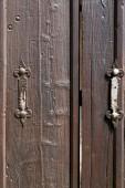 Castellanza blur lombardy   n  closed wood italy   cross — Foto Stock