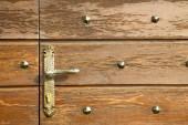 Capronno  abstract   rusty brass — Stock Photo
