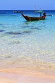 Asia in the   tao bay isle boat   thailand  and south china sea  — Stockfoto