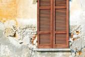 Varano palaces italy   abstract  sunny day — Stock Photo
