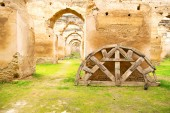 Old moroccan granary in the cat — Stock Photo