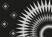 抽象的な背景 — ストックベクタ