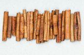 Tyčinky skořice — Stock fotografie