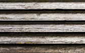 Old wooden fence — Stock Photo