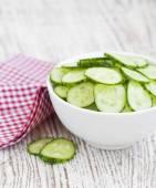 Salade de concombre — Photo