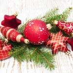 Christmas decoration — Stock Photo #56063793