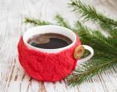 кружка кофе — Стоковое фото