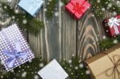 Fundo de natal — Foto Stock