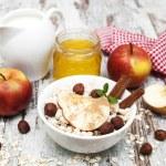 Healthy breakfast — Stock Photo #64060519