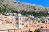 Rooftops in Dubrovnik's Old City, Croatia — Stock Photo