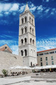 Church of Saint Donatus in Zadar, Croatia — Stock Photo