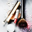 Various makeup products — Stock Photo #52855881