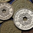 Coins of Denmark — Stock Photo #52287615