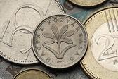 Mynt av Ungern — Stockfoto