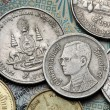 Coins of Thailand — Stock Photo #54281357
