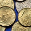 Coins of Serbia — Stock Photo #54281377