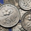 Coins of Malaysia — Stock Photo #54281437
