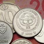 Постер, плакат: Coins of Kyrgyzstan