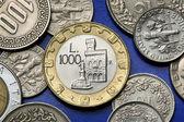 Coins of San Marino — Stock Photo