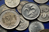 Coins of Turkey — Stock Photo