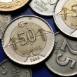Coins of Turkey — Stock Photo #59358791