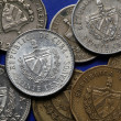 Coins of Cuba — Stock Photo #59358869