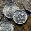 Coins of Cuba — Stock Photo #59358949
