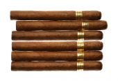 Havana Cigars Set — Stock Photo