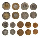 Polish Coins — Stock Photo