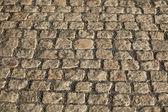 Cobbled Pavement Texture — Stock Photo