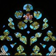 Stained glass window. — Stock Photo #63398941