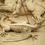 Saint George killing Dragon. — Stock Photo #63399033