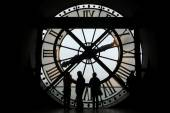 Musee d Orsay in Paris — Stock Photo
