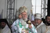 Patriarch Bartholomew I of Constantinople — Stock Photo