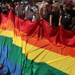 Prague Pride Gay Festival — Stock Photo #64510733