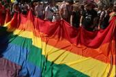 Prague Pride Gay Festival — Stock Photo