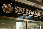 Sberbank started operations in Europe. — Stock Photo