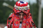 Ride of Kings folklore festival — Stock Photo