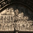 Last Judgment on Gothic portal — Foto de Stock   #69896353