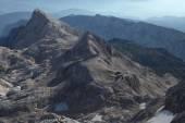 Mount Triglav in Julian Alps — Stock Photo