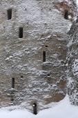 Izborsk Fortress near Pskov — Stock Photo
