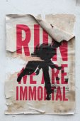 Run! We are Immortal! — Stock Photo