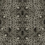 ������, ������: Silver Ornament Background