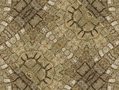 Stone Ornament Pattern — Stock Photo